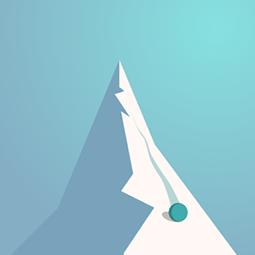 小球滑雪手机游戏
