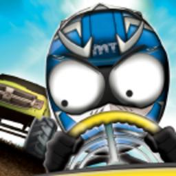 火柴人坡道飙车完整版(Stickman Downhill Monster Truck)