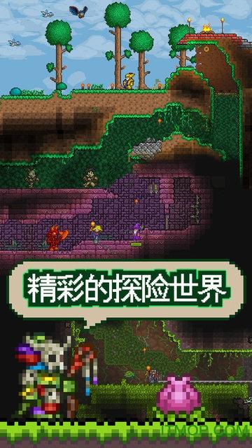 泰拉瑞亚1.2中文手机版 v1.2.12785 安卓版 3