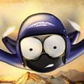 滑翔火柴人(Wingsuit Stickman)