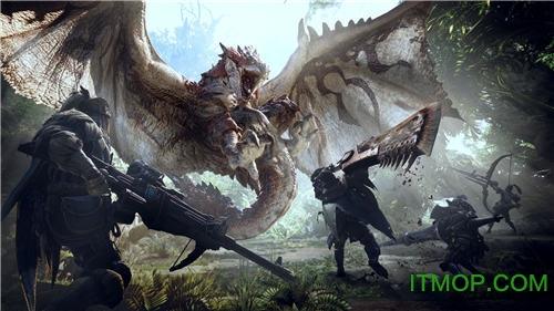 怪物猎人世界多功能通用修改器 39项属性修改版 0