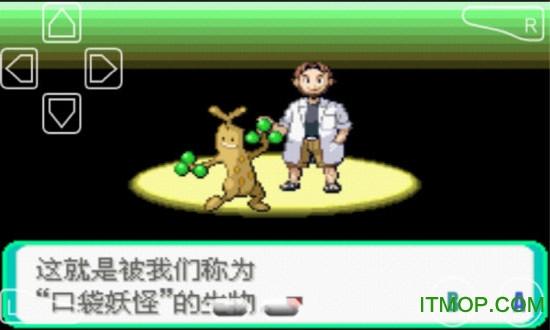 口袋妖怪心魂之羽�荣�破解版 v2.3.0 安卓中文版 1
