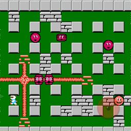 超经典炸弹人游戏