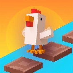 像素公鸡跳跃