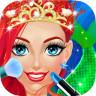 美人鱼化妆公主游戏