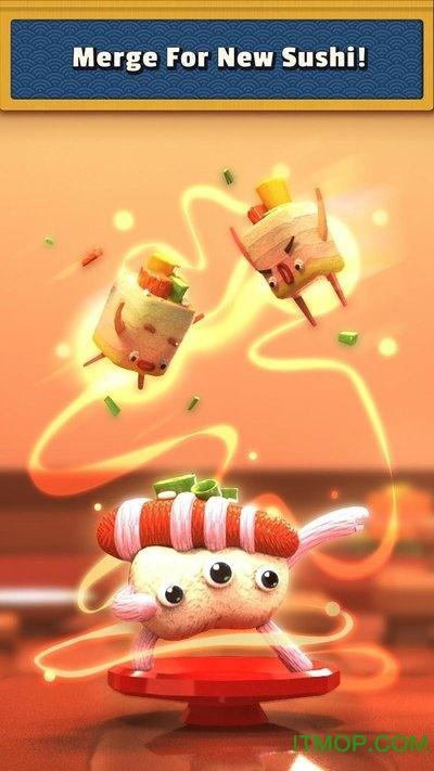 合并寿司游戏