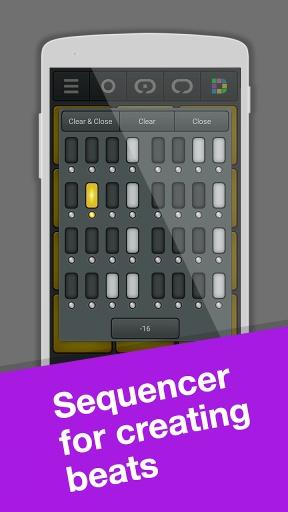 掌上电子鼓app(Trap Drum Pad Machine) v1.0.11 安卓版 1
