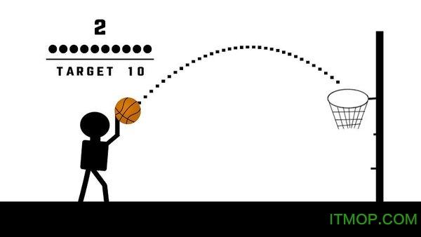 小黑人篮球