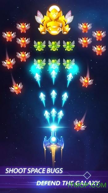 空袭银河射击 v0.5.2 安卓版 3