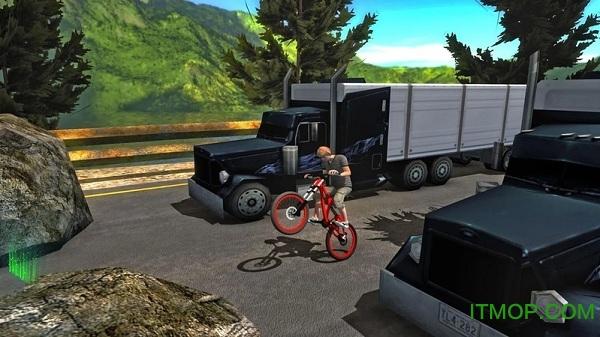 山地自行车模拟器3D v2.2 安卓版 0