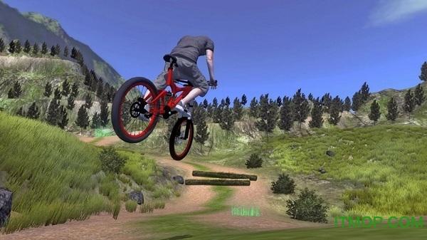 山地自行车模拟器3D v2.2 安卓版 2
