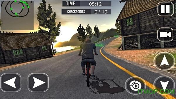 山地自行车模拟器3D v2.2 安卓版 3