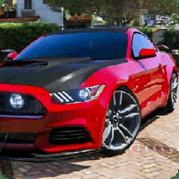 真实汽车驾驶模拟游戏