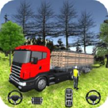 卡车司机货物运输(truck drive cargo transport)