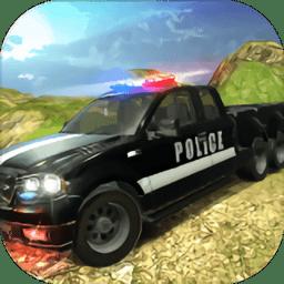 6x6越野警车驾驶模拟