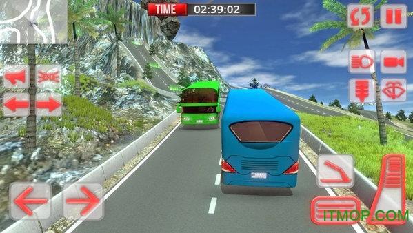 巴士模拟器3D手机版 v3.4 安卓版 2