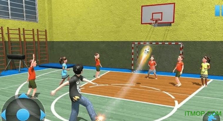 校园模拟器游戏