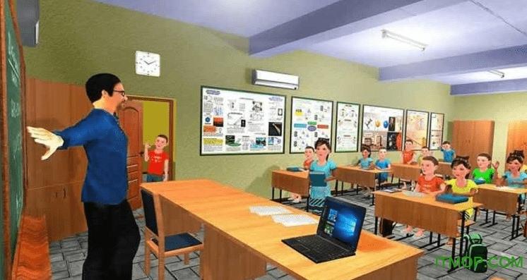校园模拟器游戏 v1.0 安卓版 3