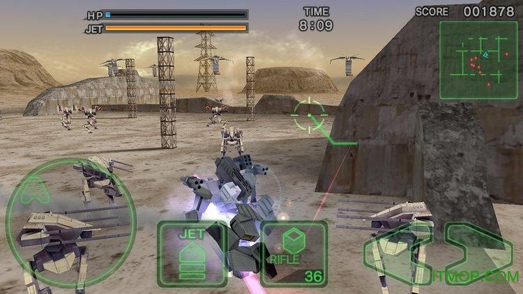 武装机甲 v1.22 安卓版 1