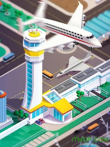 空港大亨旅游帝国(Idle Airport Tycoon) v1.02 安卓版 0