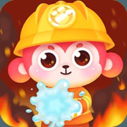 儿童消防员游戏
