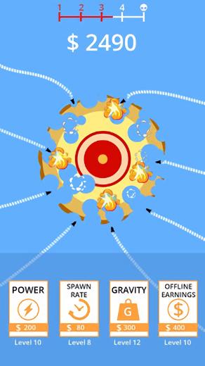 行星火箭轰炸中文破解版 v1.0.5 安卓版 3