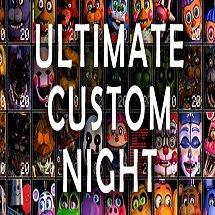 玩具熊的五夜后�m之�K�O定制夜手游(Ultimate Custom Night)