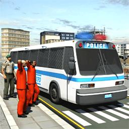 囚徒交通警察巴士3D