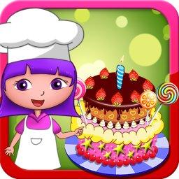 朵拉的生日蛋糕