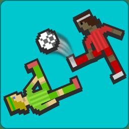 逗比足球双人版(Soccer Physics 2D)