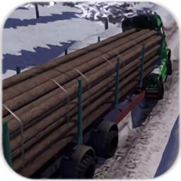 冬季卡车模拟运输( Truck Driver Snow Winter)