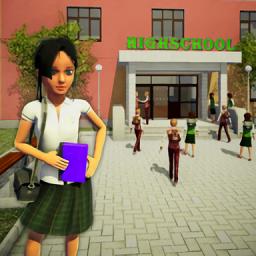 学校女孩模拟器破解版