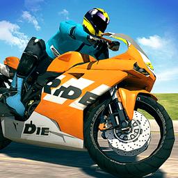 摩托车骑手游戏