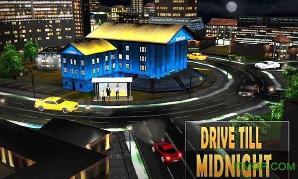电动车出租车模拟器3D v1.0 安卓版 0