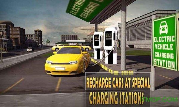 电动车出租车模拟器3D v1.0 安卓版 3
