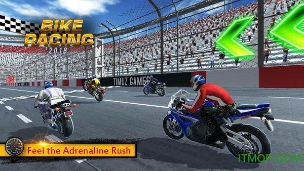 极限摩托车比赛2018游戏