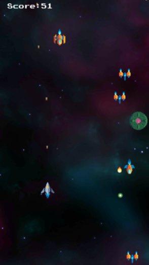 星际冒险游戏