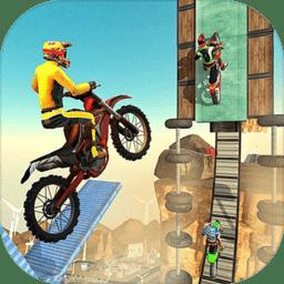 沙漠自行车特技(Desert Bike Stunts)