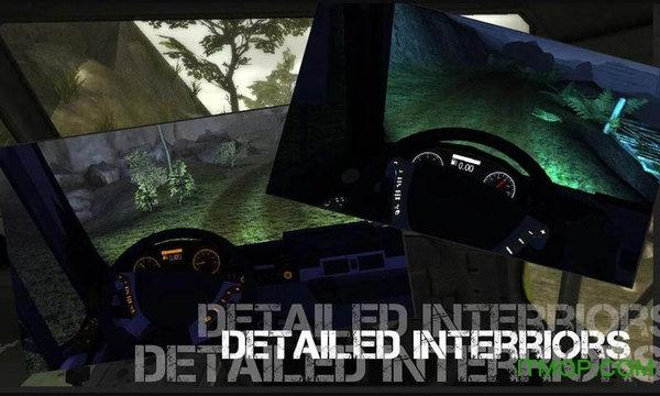 模拟驾驶大卡车3D v1.0 安卓版 2