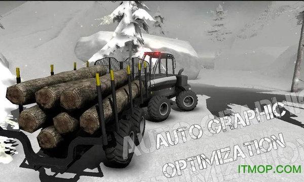 模拟驾驶大卡车3D v1.0 安卓版 3