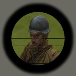 狙击手血战鬼子