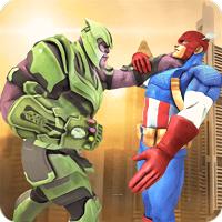 超级英雄战争