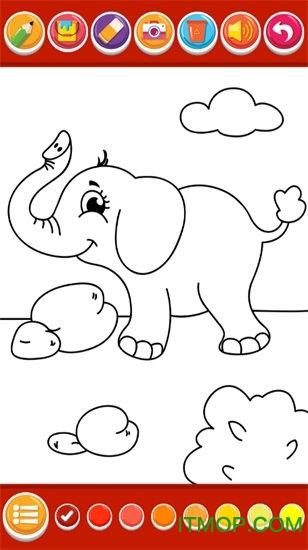 魔法宝宝画画世界软件 v1.0 安卓版3
