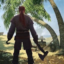 最后的海盗岛屿生存无限金币版(LastPirate)