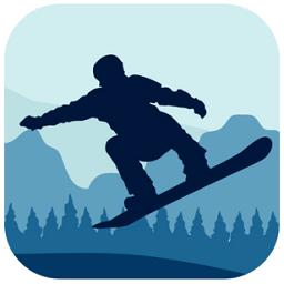 滑雪板骑士(Snowboard Rider)