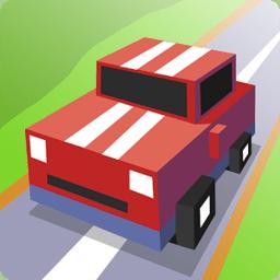 冲撞赛车中文破解版(Loop Drive)