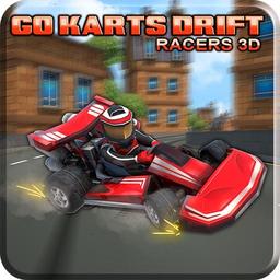 卡丁车漂移赛车3D游戏(Go Karts Drift Racers 3D)