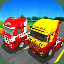 卡车赛车2018破解版(Truck Racing 2018)