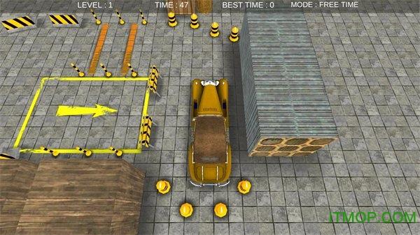 汽车驾驶停车场游戏 v1.0 安卓版0