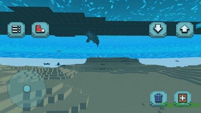 方块加勒比海盗工艺 v1.18 安卓中文版3